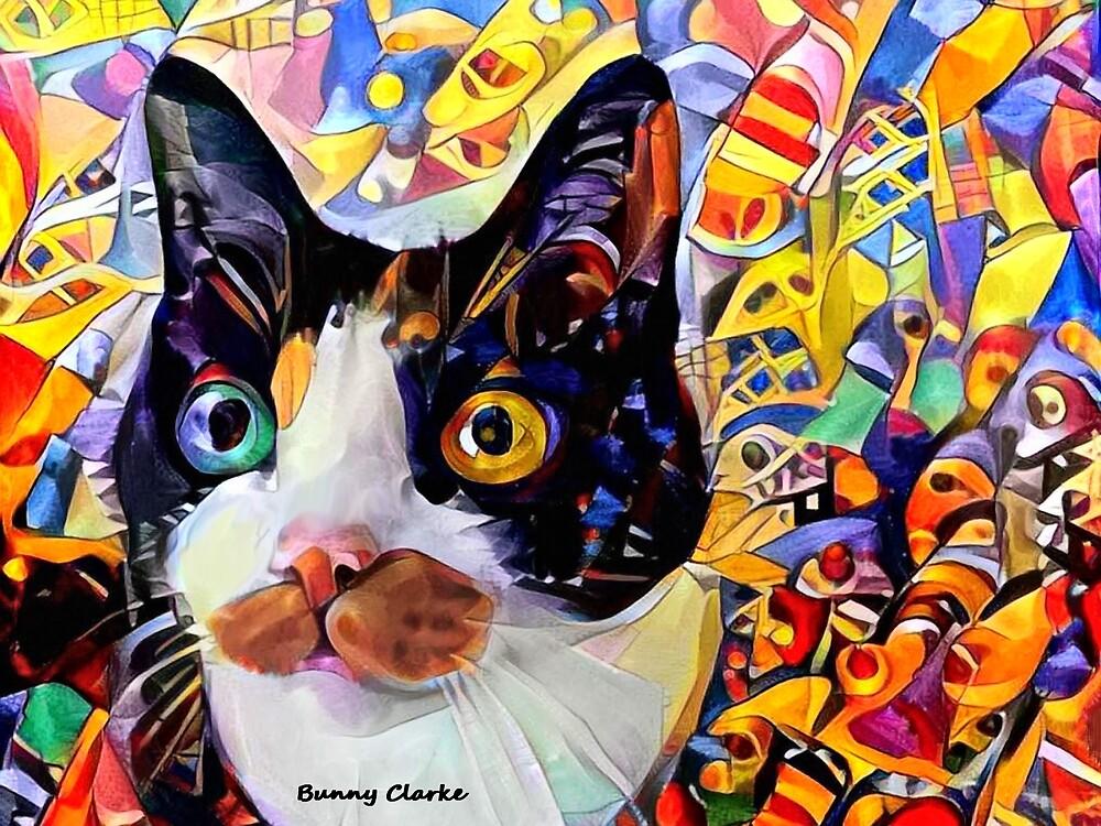 Daffy by Bunny Clarke
