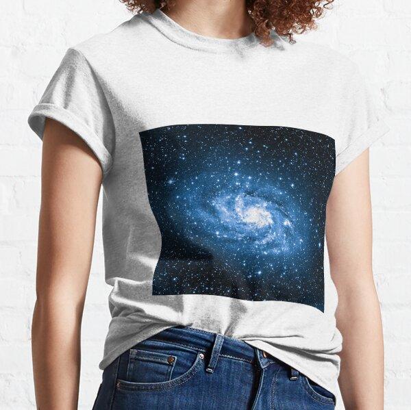 Milky Way, Nebula, Parallax, Moon, Sun, Mercury, Venus, Earth Classic T-Shirt