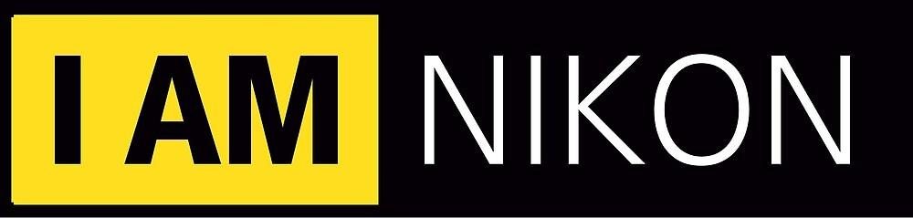 I am Nikon by MiniMast3r