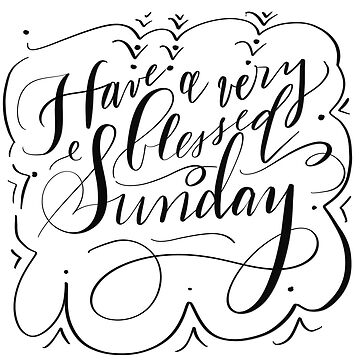 Have a Blessed Sunday Journal by LevelPath
