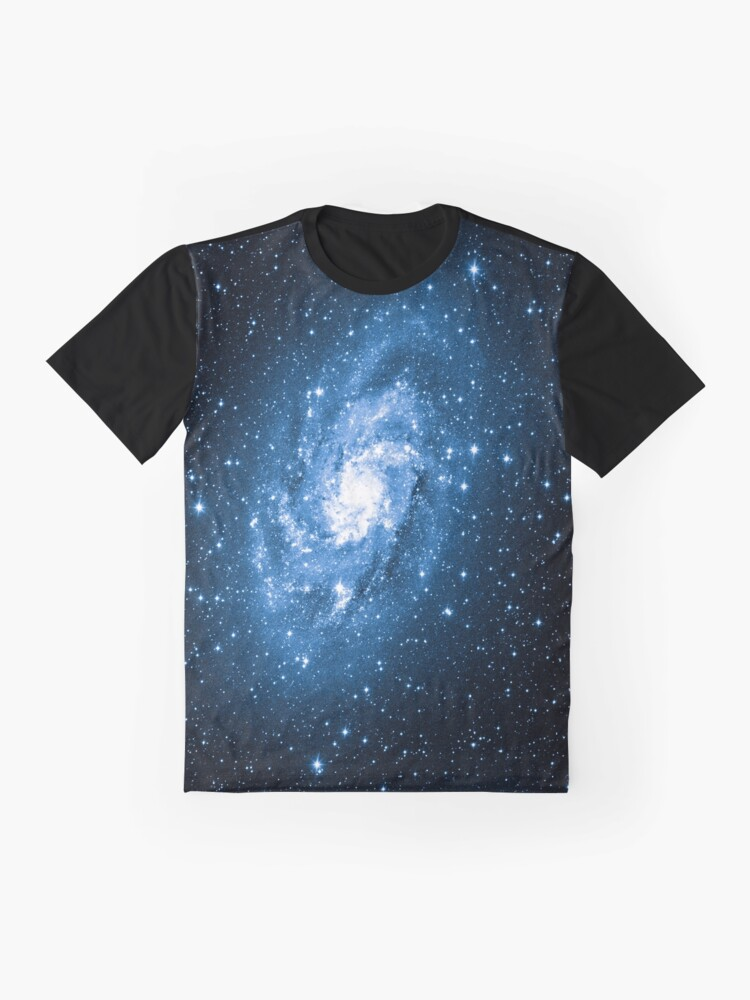 Alternate view of Double Star, Binary Star, Eccentricity, Ecliptic, Equinox, Galaxy, Inclination, Light-year Graphic T-Shirt