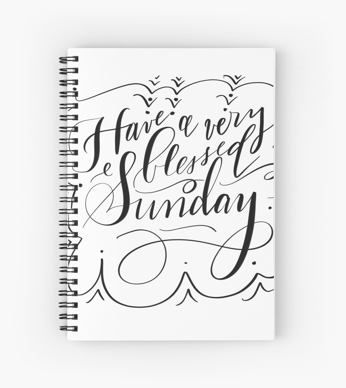 Have a Blessed Sunday Journal by Joan Bandy