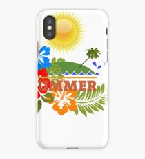 Summer Time  iPhone Case/Skin