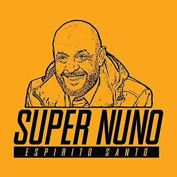 Super Nuno Espirito Santo (Logo and Picture) by PonchTheOwl