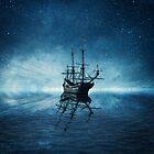 ghost ship 1 by psychoshadow