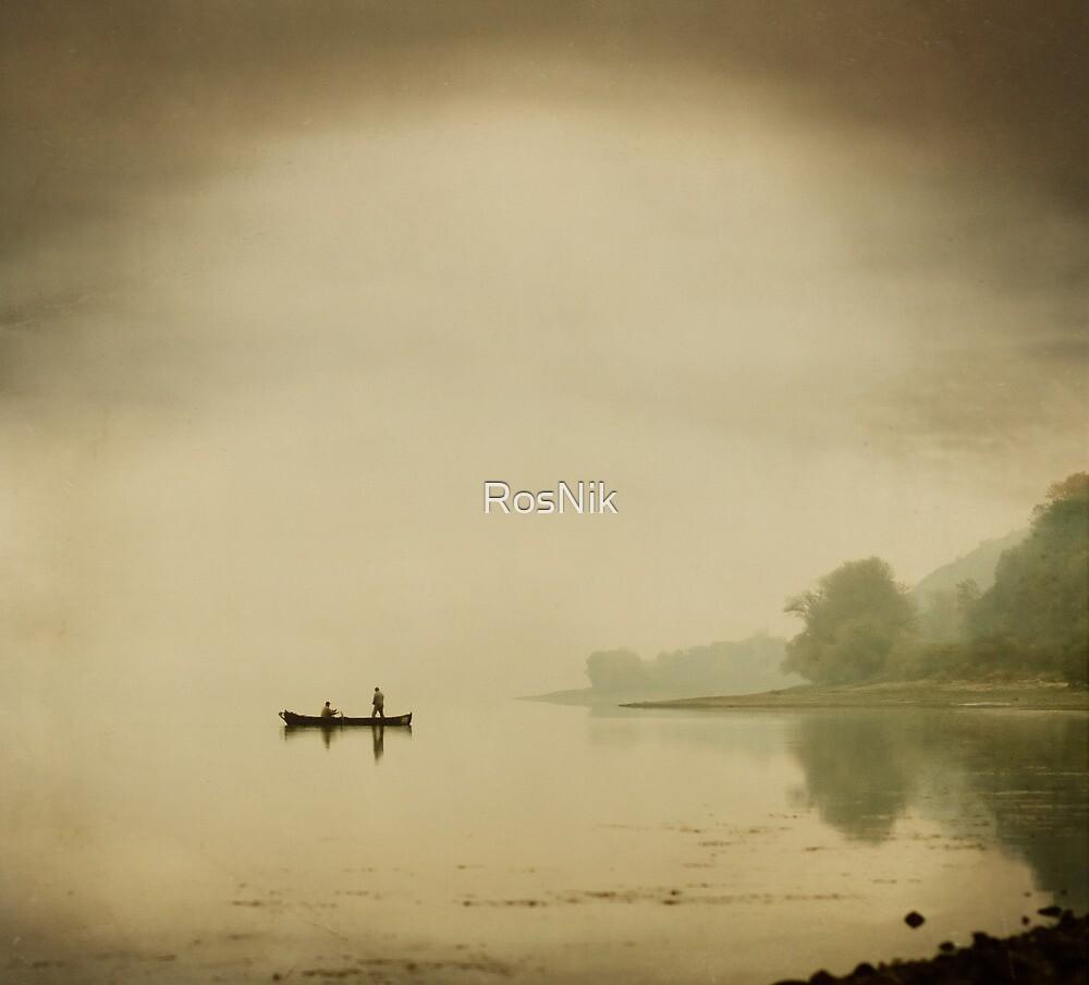 Fishing by RosNik