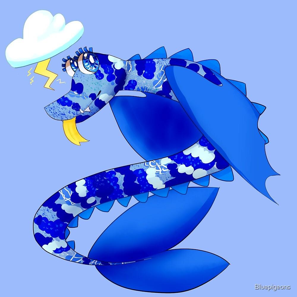 Aquarium by Bluepigeons
