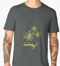 Simply the best mommy Men's Premium T-Shirt