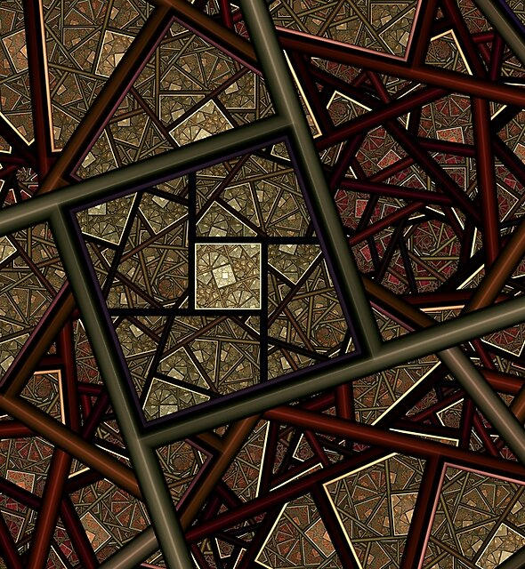 Abstract Dimension  by Nismah Shargawi