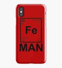 Fe (Iron) Man iPhone Case/Skin