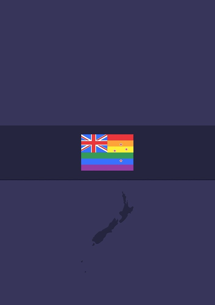 New Zealand by FunFlags
