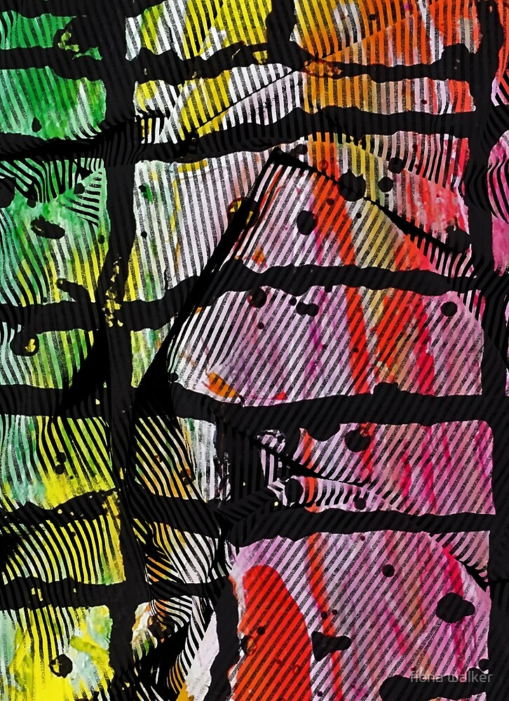 abstract 6 by fiona walker