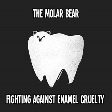 The Molar Bear by pipie123