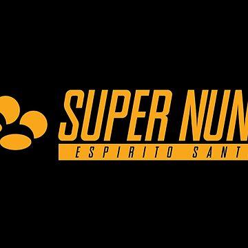Super Nuno Espirito Santo (Gold Logo) by PonchTheOwl
