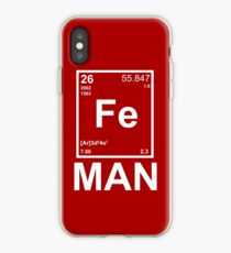 Fe (Iron) Man iPhone Case