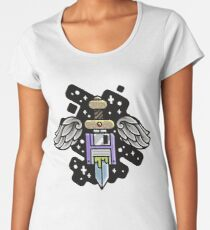 wings floppy sword Women's Premium T-Shirt