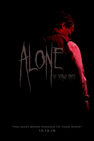 Alone: The Sicarius Games Teaser Poster by TetradPictures