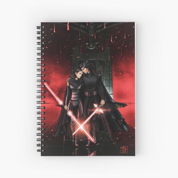 Reylo - Supremacy  Spiral Notebook