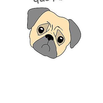 que paso pug qué pasó dog by davidjo