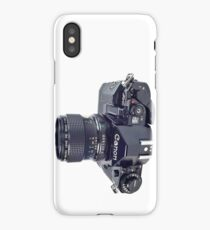 Canon A-1 iPhone Case