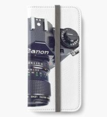 Canon A-1 iPhone Wallet/Case/Skin