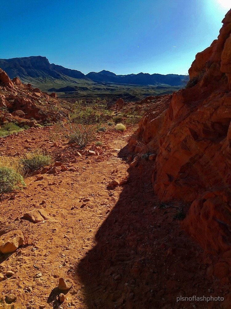 Trail Phones - Valley of Fire by plsnoflashphoto