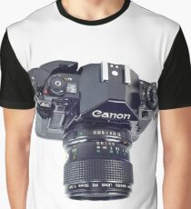 Canon A-1 Graphic T-Shirt