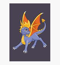 Dragon, my childhood friend Photographic Print