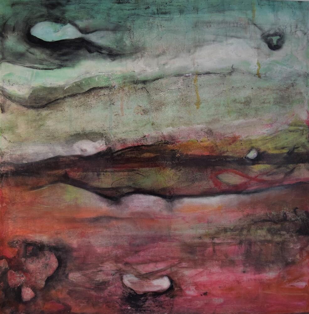 Landscape  by ginaleon