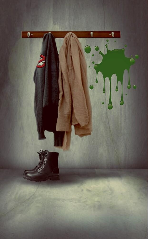 Ghostbusters Fan Art by PCrawford-Art