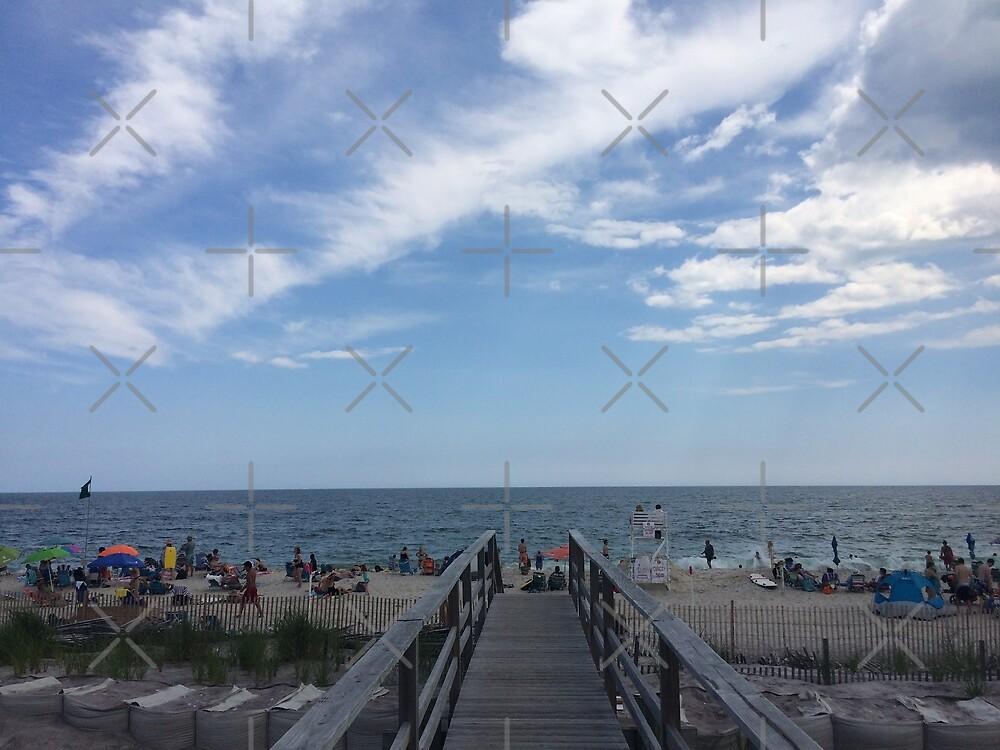 Beach Boardwalk  by asterck