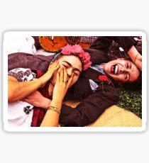 Frida y Chavela Sticker