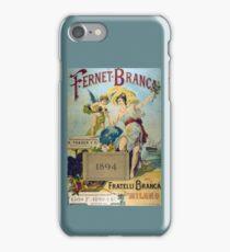 Branca F. iPhone Case/Skin
