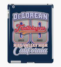 DeLorean 88 Trailblazers   Back To The Future iPad Case/Skin