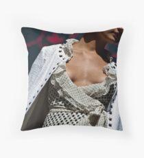 QV Fashion Parade Throw Pillow