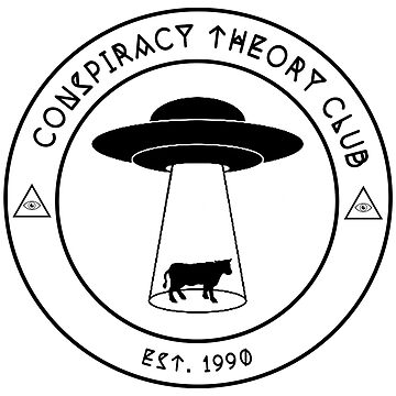 Conspiracy Theory Club by clarafornia