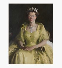 Australian Wattle Queen Photographic Print