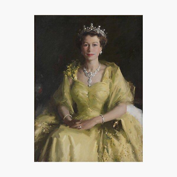 Australian Wattle Queen Photographic Print