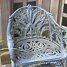 """A """"Lily-of-the-Valley"""" Chair by Pat Yager"""