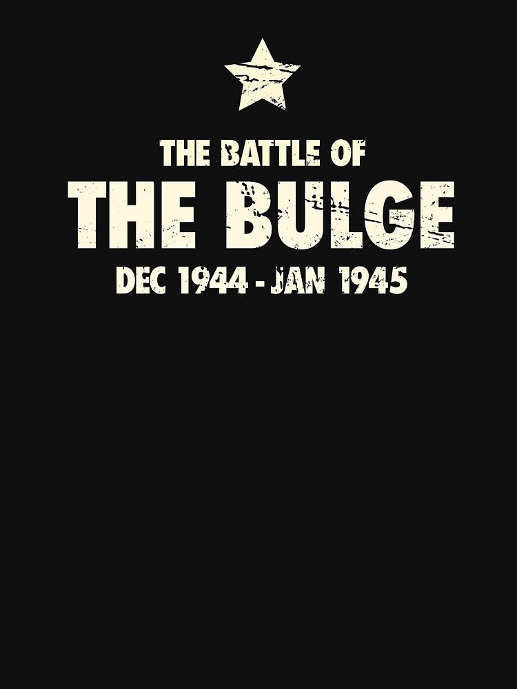 Battle Of The Bulge - World War 2 / WWII by ethandirks