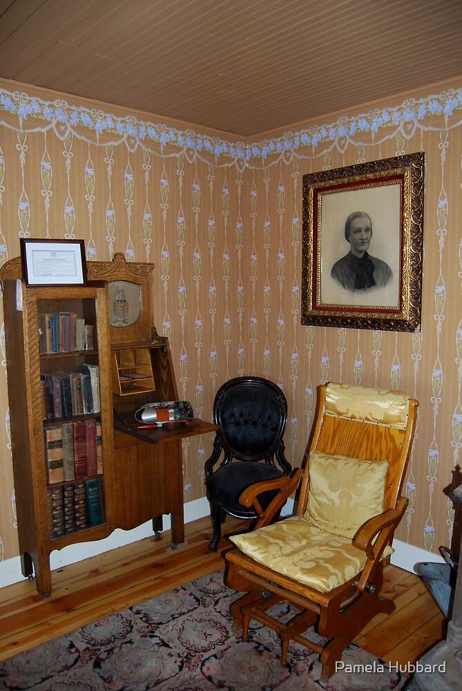 Sitting Room by Pamela Hubbard