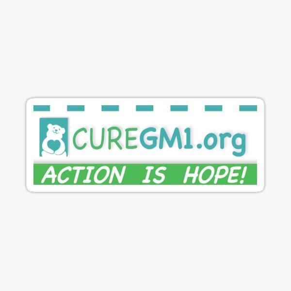 CureGM1 Sticker Sticker