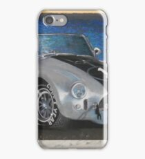 AC Cobra - isometric view iPhone Case/Skin