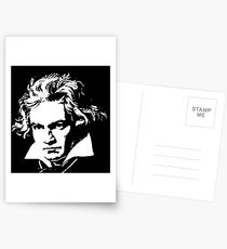 beethoven Postcards