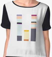 Minimalist Team Rocket Chiffon Top
