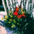 Rittenhouse Square Flower Bouquet photo by Kater