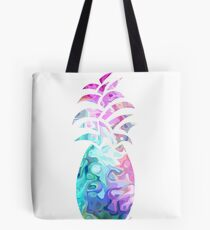 Sophisticated Pineapple Tote Bag