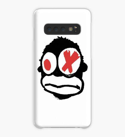 KMD what a N know.. replica MF Doom Case/Skin for Samsung Galaxy