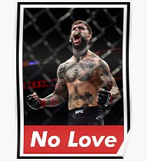 Cody 'No Love' Garbrandt Poster