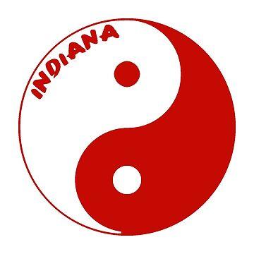 Iu yin yang by martileanne